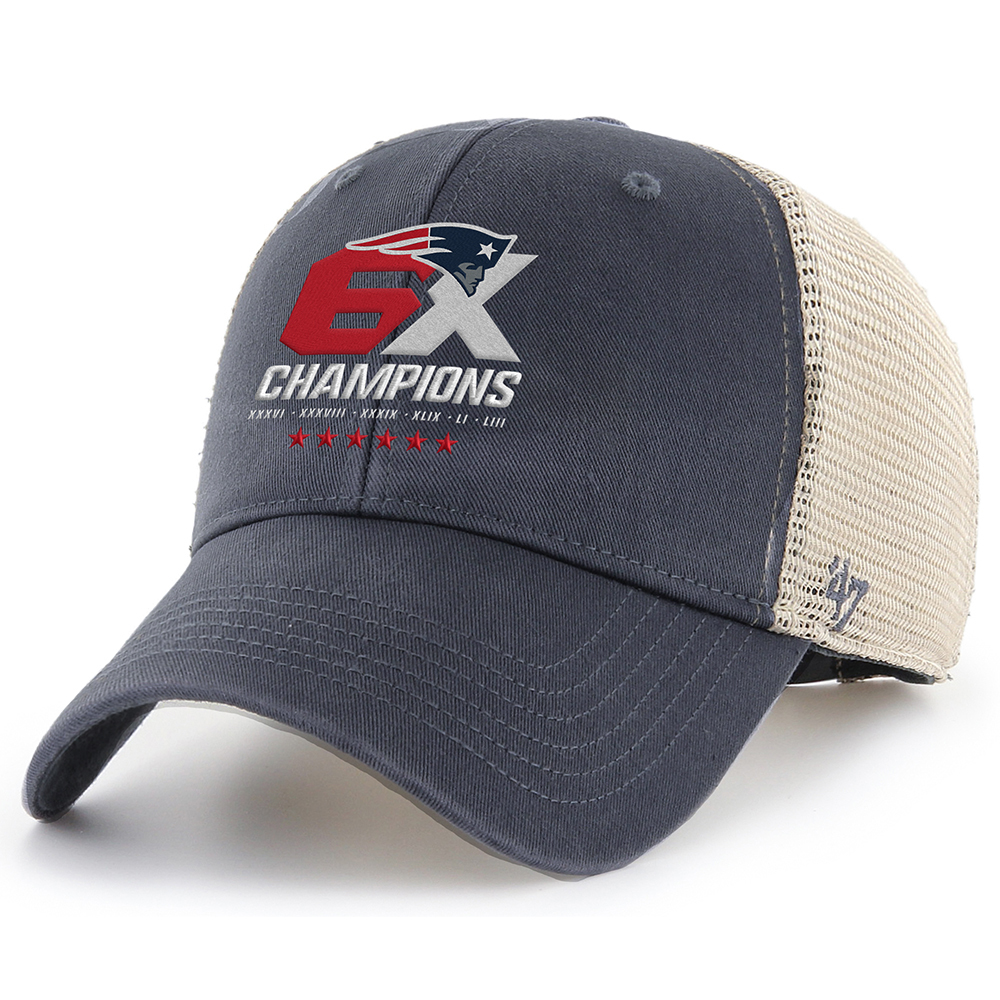 '47 6X Champs Flagship Cap-Navy