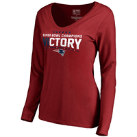 Ladies Long Sleeve Victory Tee