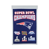 Super Bowl LIII Champions Logo Banner