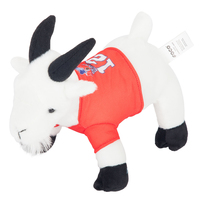 Brady The Goat Throwback Plush Toy