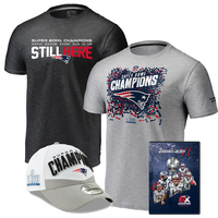 Super Bowl 53 Super Bundle - Standard DVD Edition