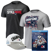 Super Bowl 53 Super Bundle - Blu-ray Edition
