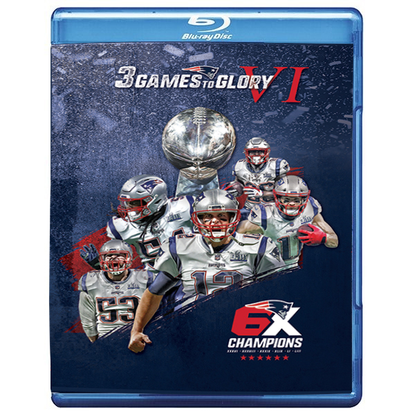 Three Games To Glory VI - Blu-ray Edition