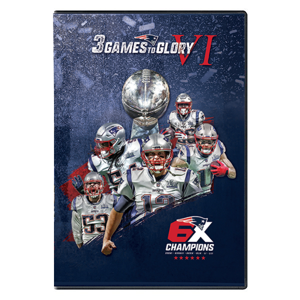 Three Games To Glory VI - Standard DVD Edition