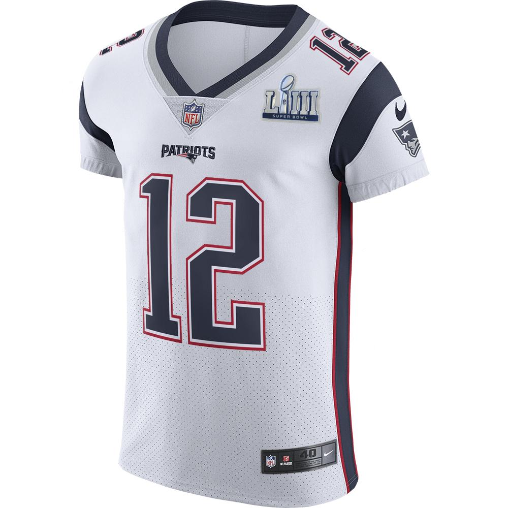 buy online 7ef2c 27b1f SB53 Patch Tom Brady Vapor Elite - Patriots ProShop