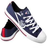 Mens Big Logo Canvas Shoes