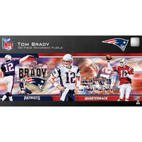 Tom Brady Panorama 750pc Puzzle