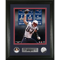 Gronk  Super Bowl Champion Photo Mint