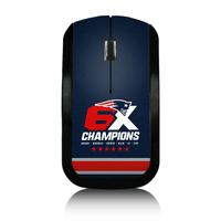6X Champions Wireless Mouse