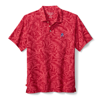 Tommy Bahama Throwback Leaf Polo