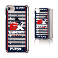 6X Champions Clear Phone Cover IPhone 7/8