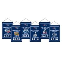 6X Champions Mini Banner Set
