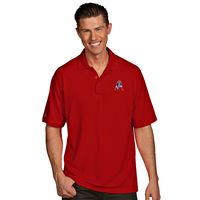 Throwback Pique XtraLite Polo-Red