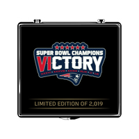 Victory Lapel Pin w/Box