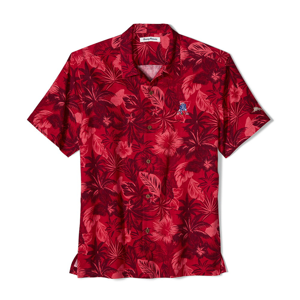 Tommy Bahama Throwback Fuego Floral Shirt