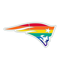 Logo Pride Lapel Pin
