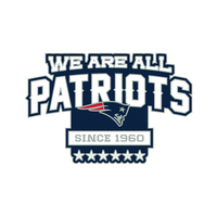 We Are All Patriots Pin 6 Star