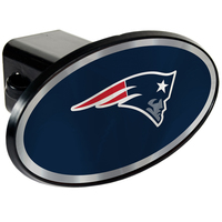 Patriots Trailer Hitch Cover