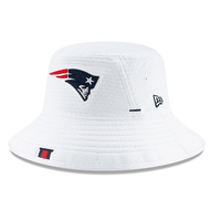 New Era 2019 Training Bucket-White