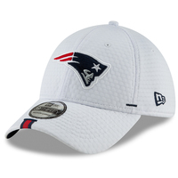 New Era 2019 Training 39Thirty Flex Cap-White