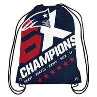 6X Champions Drawstring Backpack