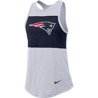 Ladies Nike Logo Breathe Tank Top