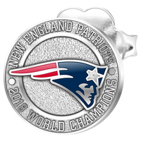 Super Bowl 53/6X Champions Mix and Match Earrings by Jostens