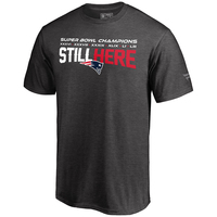 Still Here 6X Champs Tee - Charcoal