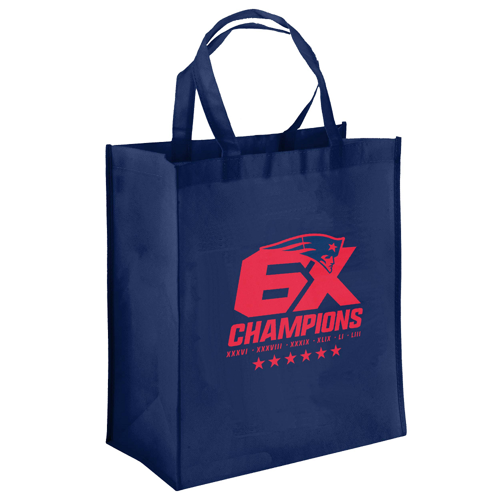 6X Champions Exclusive Reusable Bag