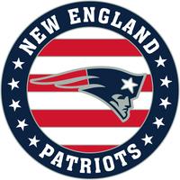 Logo Americana Pin