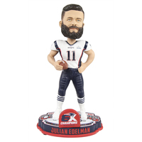 Julian Edelman 6X Champs Player Bobble