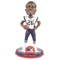Sony Michel 6X Champs Player Bobble