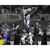Stephon Gilmore 8x10 Carded Photo