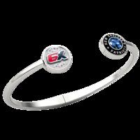 Super Bowl LIII/6X Champions Hinge Bracelet by Jostens