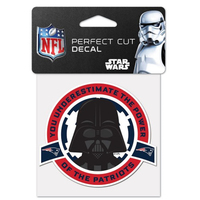 Patriots/Darth Vader Decal