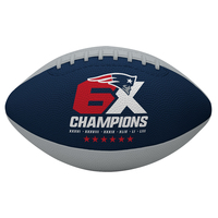 6X Champions Youth Rubber Football