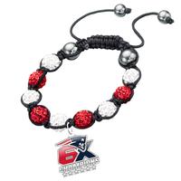 Super Bowl LIII/6X Champions Shambala Bracelet by Jostens