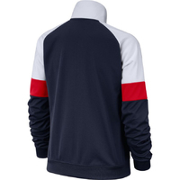 Ladiesniketrackjacketback