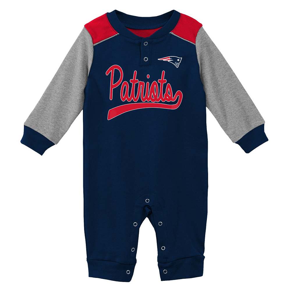 Infant Scrimmage Long Sleeve Coverall