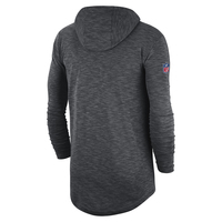Nike Scrimmage Hooded Long Sleeve Tee