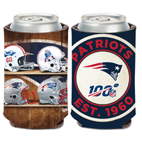 Helmet 100th Can Cooler