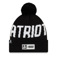 New Era Throwback Sport Knit-Black