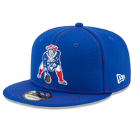 New Era 2019 Throwback Road On Field 9Fifty Snap Back Cap