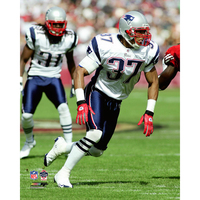 Rodney Harrison 8x10 Carded Photo