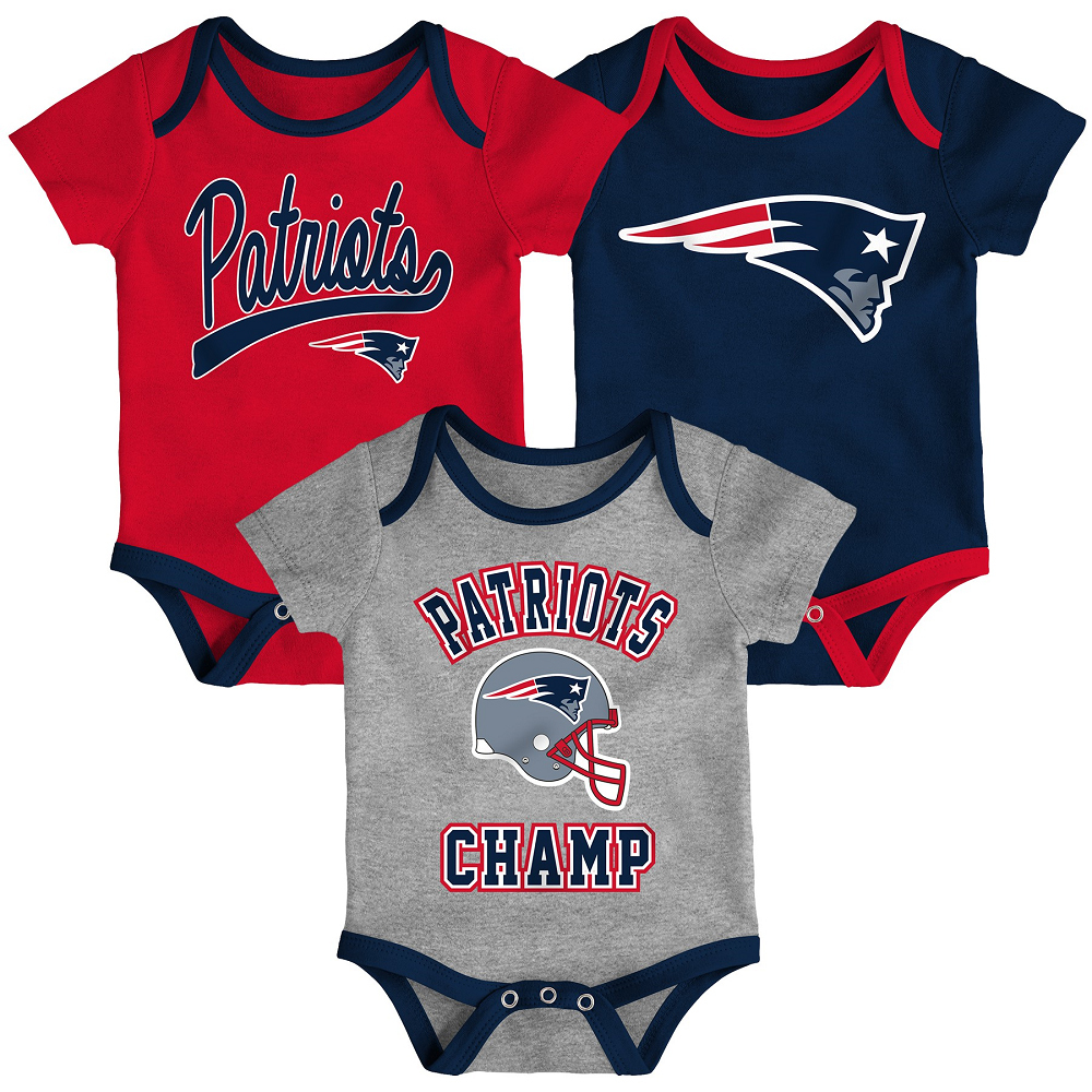 Infant Champ 3pc Creeper Set