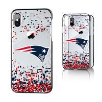 Confetti Clear Phone Case Cover IPhone X/XS