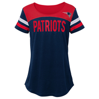 Junior Girls Receiver Top