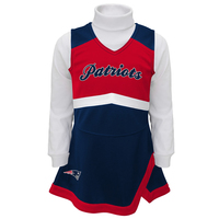 Toddler Girls Cheer Jumper