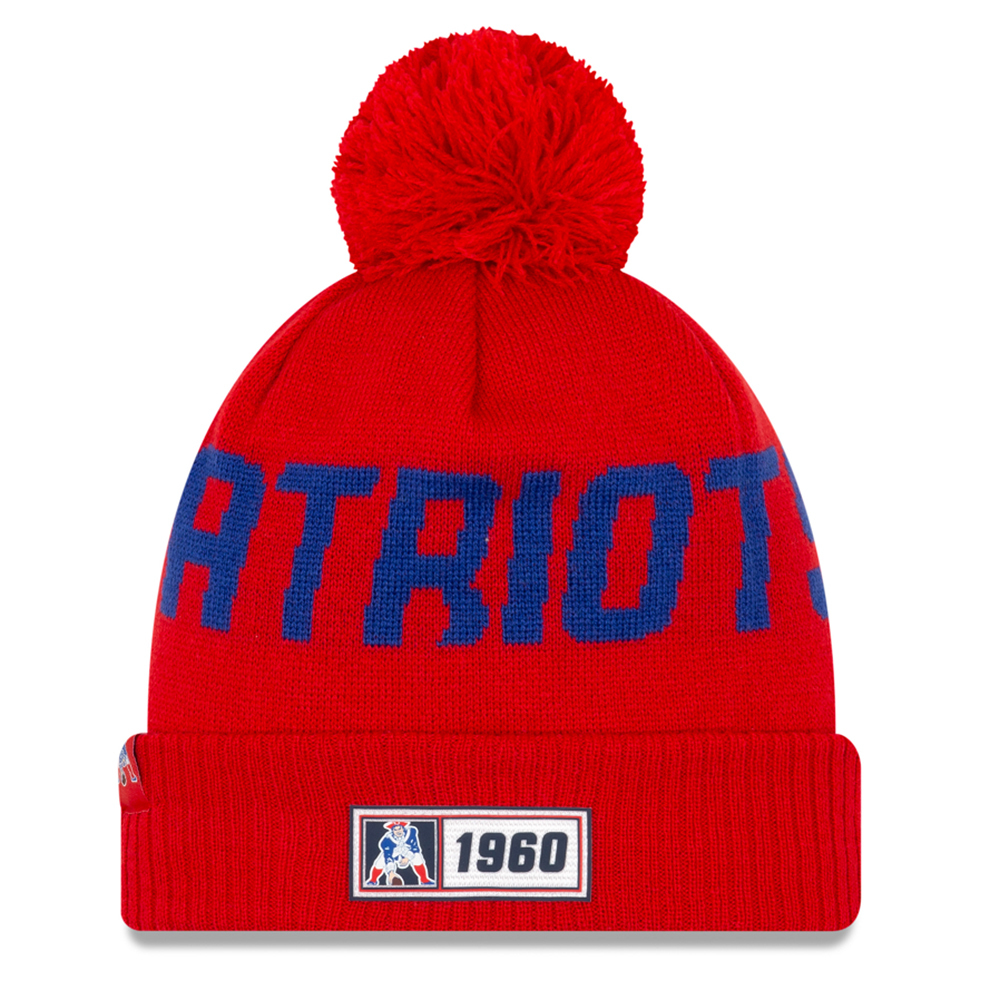 New Era 2019 Throwback Road On Field Knit-Red