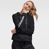 Ladies DKNY Zoey Hood-Black